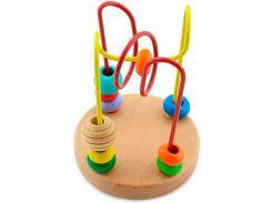 Лабиринт 4, Мир деревянных игрушек