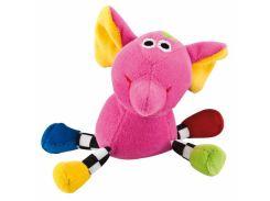 Игрушка-подвеска мягкая Веселые зверята, Слон, Canpol babies