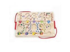 """Развивающая игрушка Viga Toys Лабиринт """"Цифры"""" (50180)"""