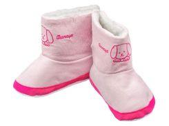 Детские домашние ботиночки, Danaya, розовые (22)