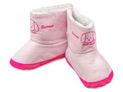 Детские домашние ботиночки, Danaya, розовые (20)