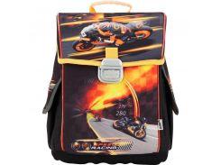 Рюкзак школьный каркасный 503 Speed racing K17-503S-1