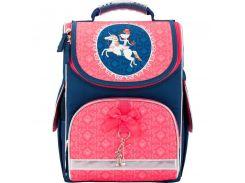 Рюкзак школьный каркасный 501 Secret wish K17-501S-3