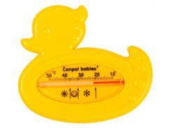 Термометр для воды Утка желтая, Canpol babies