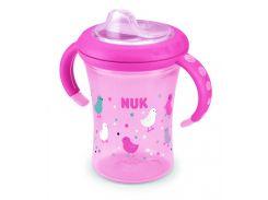 Поильник Starter Cup, 200 мл., розовый, NUK