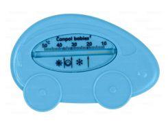 Термометр для воды Автомобиль (синий), Canpol babies