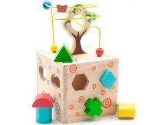 Логический кубик, Мир деревянных игрушек