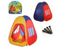 Палатка детская игровая M 1422  пирамида, Play Smart