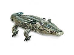 Плотик 57551  аллигатор, Intex