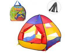 Палатка детская игровая M 3306  пирамида, ББ