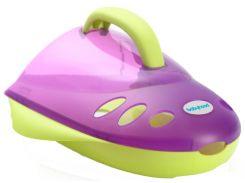 Органайзер для игрушек в ванную, фиолетово-зелёный, Babyhood