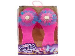 Туфельки для маленькой принцессы (розовые), Sparkle girlz