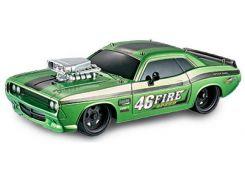 Автомобиль на радиоуправлении Fire Speed (зеленый), 1:16, JP383