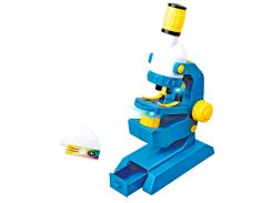 Микроскоп 1200×, 4 цветных фильтра, Science Agents