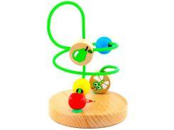Лабиринт №9, развивающая игрушка, Lucy&Leo