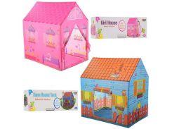 Палатка детская игровая M 3365  домик