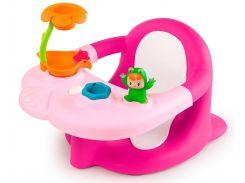 Стульчик для купания Cotoons с игровой панелью, розовый, Smoby Toys