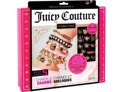Набор для создания шарм-браслетов Королевский шарм, Juicy Couture, Make it real