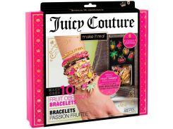 Набор для создания шарм-браслетов Фруктовая страсть, Juicy Couture, Make it real