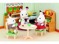 Кухня, игровой набор, Sylvanian Families
