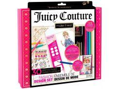Набор для создания модных дизайнов Звезда моды, Juicy Couture, Make it real