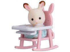 Кролик в детском кресле, Sylvanian Families