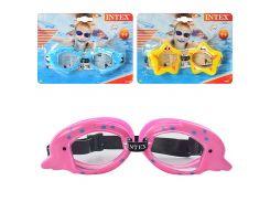 Очки для плавания 55603  детские, Intex