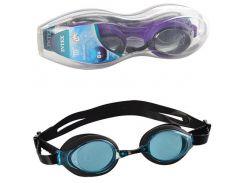 Очки для плавания 55691  от 6лет, Intex