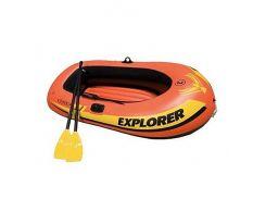 Лодка EXPLORER 58331  вёсла насос 185-94-41см, Intex