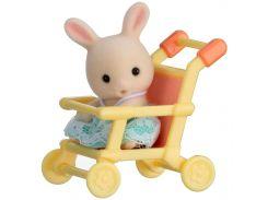 Кролик в коляске, Sylvanian Families