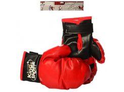 Боксерские перчатки M 2919  2шт, ББ