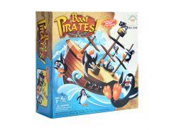 Игра детская 1240  Пиратский корабль пингвинов