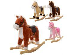 Качалка для детей MP 0081  лошадка