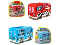 Палатка детская игровая M 5783  автобус, ББ