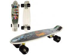 Скейт MS 0749  пенни56-14, ББ