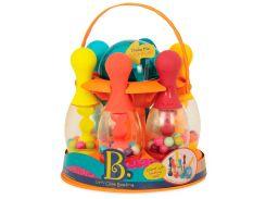 Сияющий боулинг (6 кеглей, шар, подставка), Battat