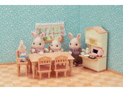 Столовая, набор мебели, Sylvanian Families