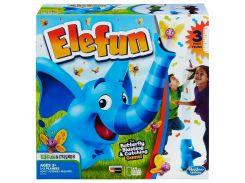 Слоник Элефан и светлячки - игра на ловкость (обновленная версия), Hasbro Gaming