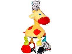 Подвесная развивающая игрушка Жираф, Bright Starts