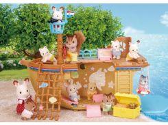 Сокровища морей - детская площадка, Sylvanian Families
