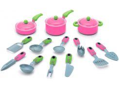 Моя кухня, игровой набор (16 предметов), Keenway