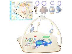 Коврик детский для младенца 63556  98-92см, ББ