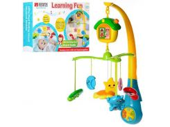 Карусель FS-35603  на кроватку, Learning Fun