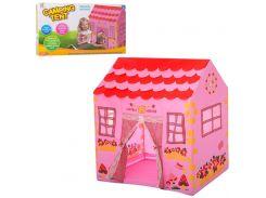 Палатка детская игровая M 3767  домик, ББ