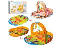 Коврик детский для младенца 023-48-51  88-65см, ББ