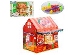 Палатка детская игровая M 3771  домик, ББ