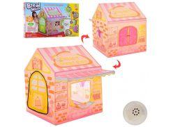 Палатка детская игровая M 3768  домик, ББ