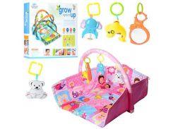 Коврик детский для младенца D105  96-67см, ББ
