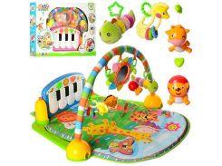 Коврик детский для младенца PA318  подвес5шт, ББ
