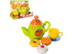 Детский набор  игровой 0754-NL  чайный сервиз, WinFun